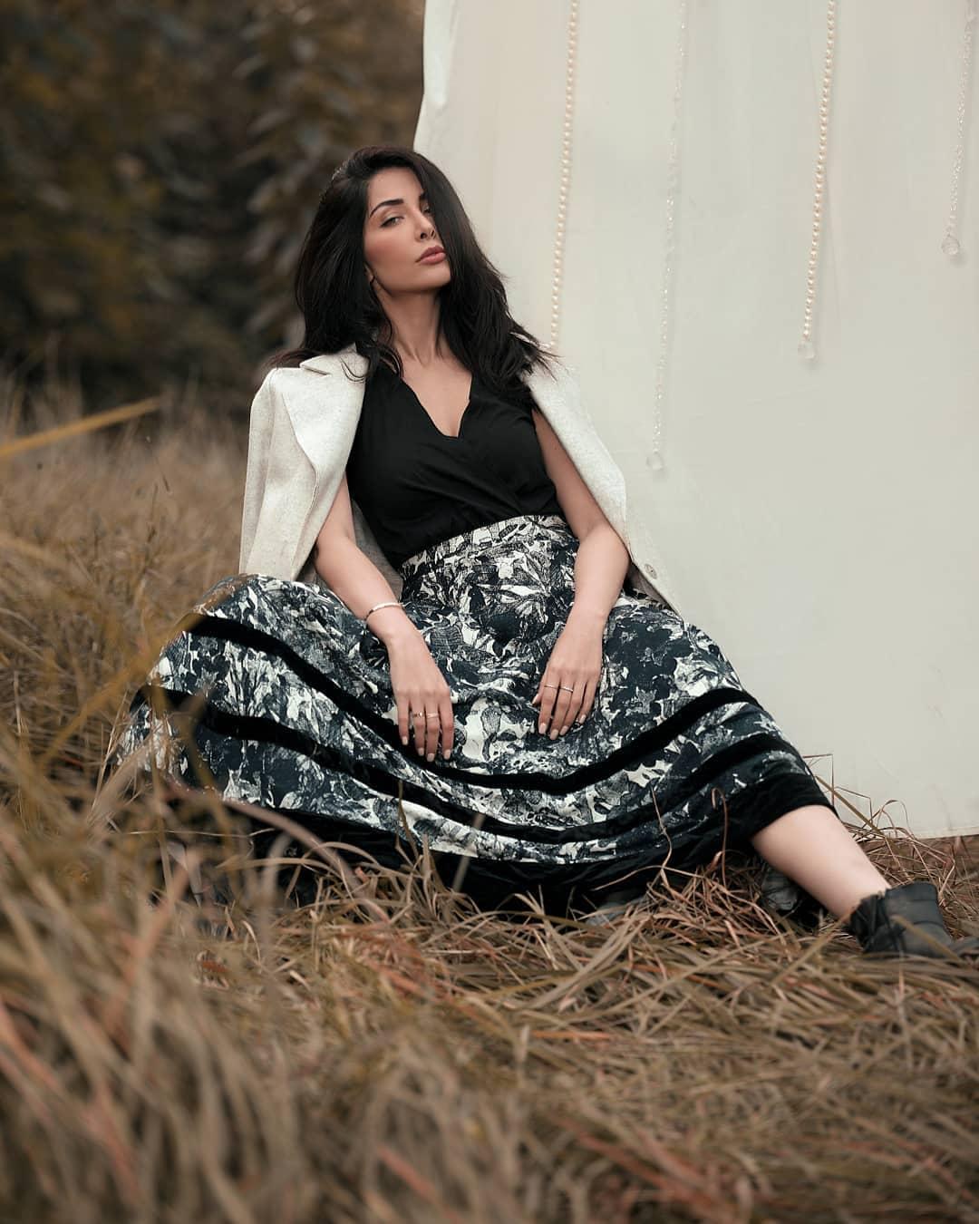 Fashion Model Sabeeka Imam Latest Beautiful Pictures