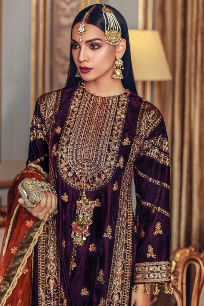 Unique Party Wear Suits by Top Pakistani Brands