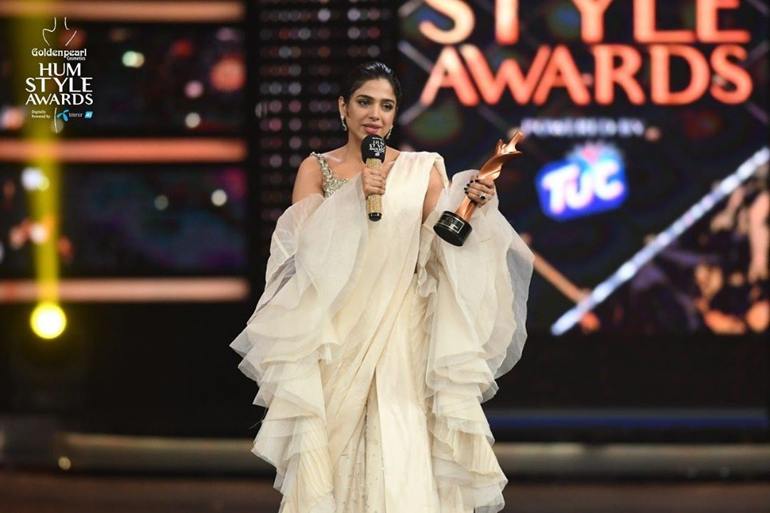Exclusive Pictures From Hum Style Awards 2020