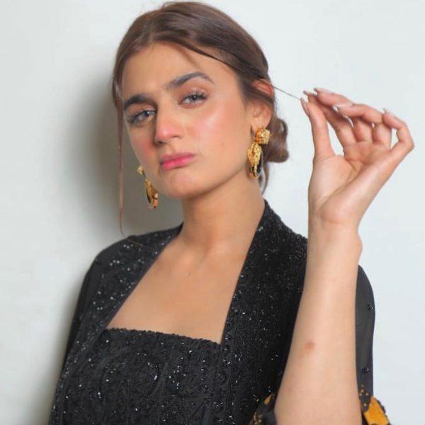 Awesome Actress Hira Mani's New Photoshoot