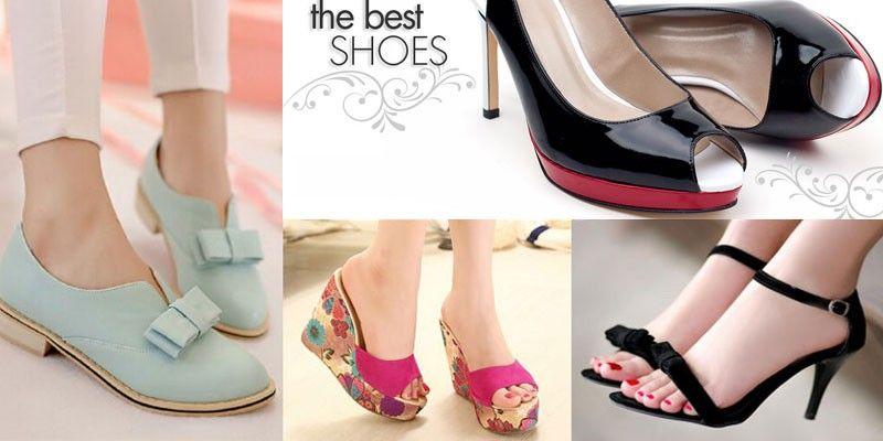 Top Ladies Shoes Brands in Pakistan 2020