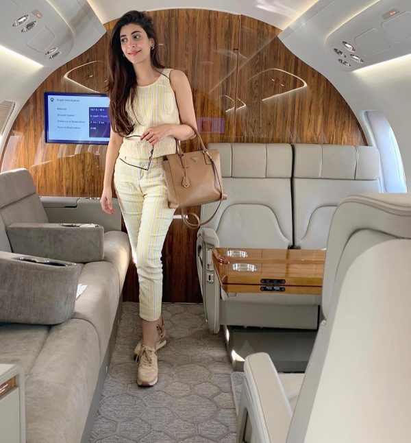 Celebrities Left for PISA Awards 2020 in a Private Jet