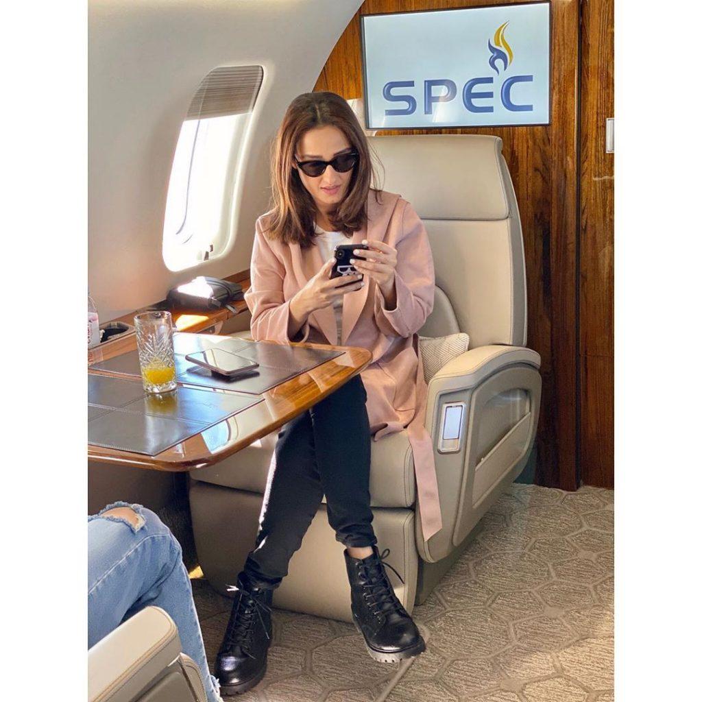 Celebrities Activities Before PISA 2020