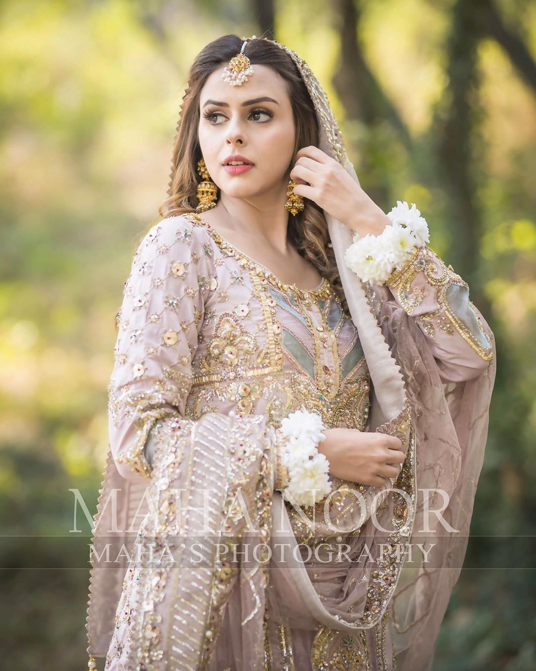 Waliya Najib, Famous Pakistani Photographer and Model, Gets Nikkafied