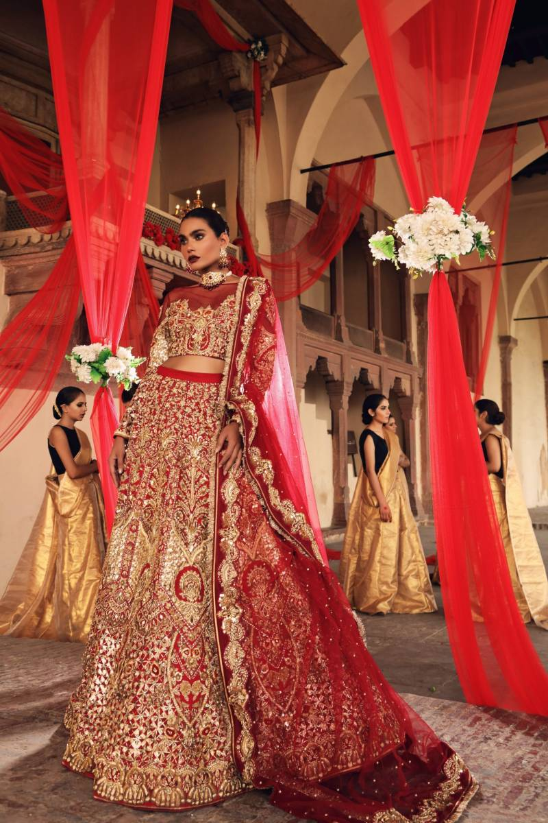 Erum Khan Wedding and Bridal Collection with Prices