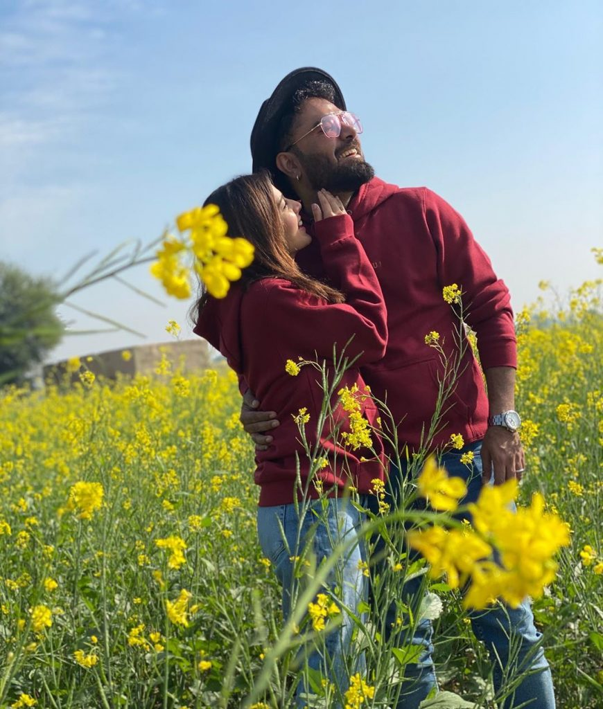 Iqra Aziz Revealed How She Met and Fell in Love with Yasir Hussain
