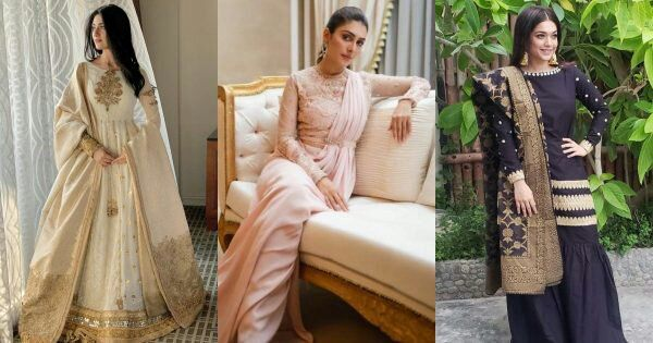 Awesome Dressing Goals from Famous Pakistani Celebrities