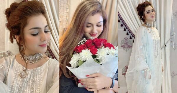 Syeda Tuba Amir Latest Beautiful Pictures