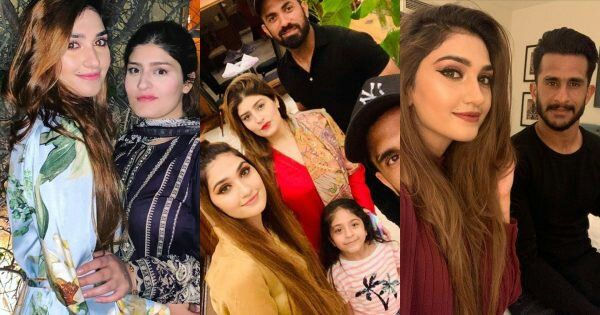 Clicks of Wahab Riaz and Hassan Ali with their Wives