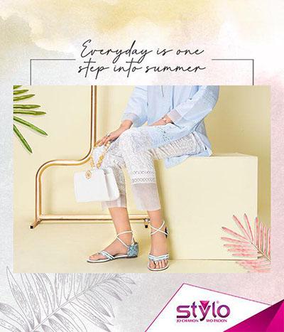 Stylo Summer Feet wear 2020
