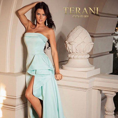 Terani Couture cocktail collection 2020