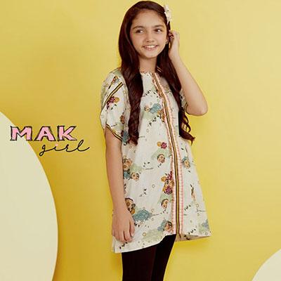 Alkaram teenage girl Pret Wear 2020 Dress
