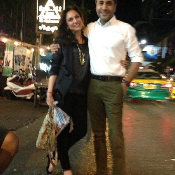 Actor Adnan Siddiqui Awesome Family Clicks