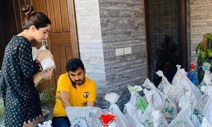 You will Love Pakistani Celebrities Contribution Amid Corona Lock down
