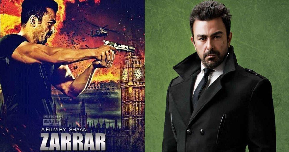 Zaraar Starer Shaan Shahid Trailer is Out