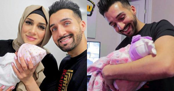 Sham Idrees And Froggy Introducing Their Daughter for First time