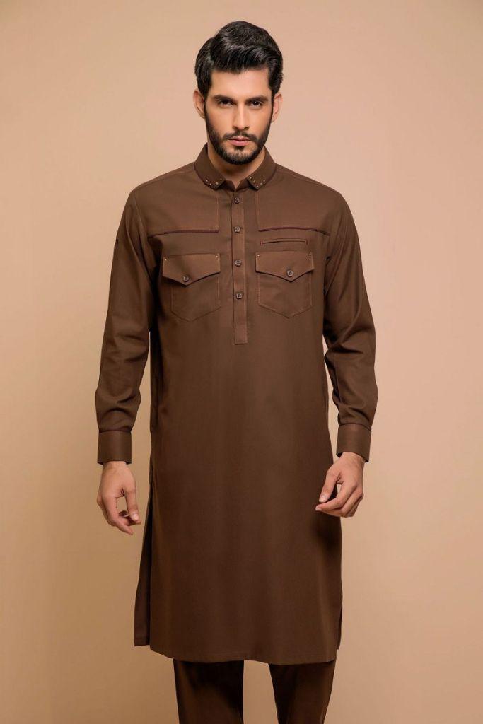 Firdous Launches HAYAT Eid Collection 2020 for Men   Gorgeous Kurta Prints