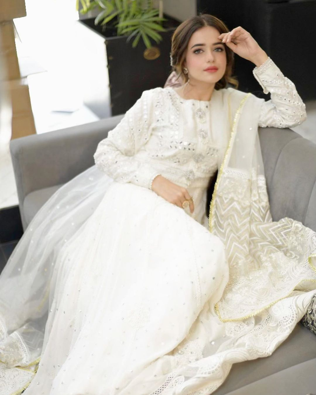 Sumbul Iqbal New Awesome Clicks