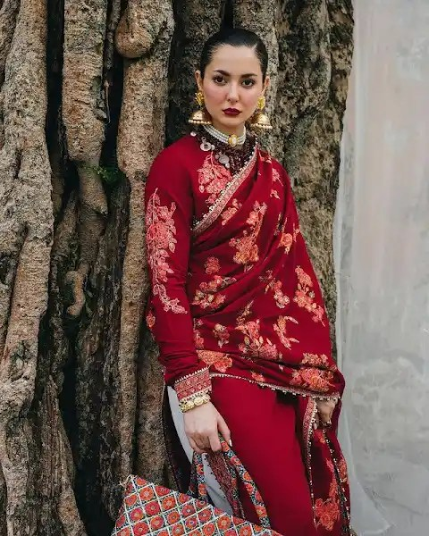Actress Hania Aamir Ethereal Looks from Recent Shoot