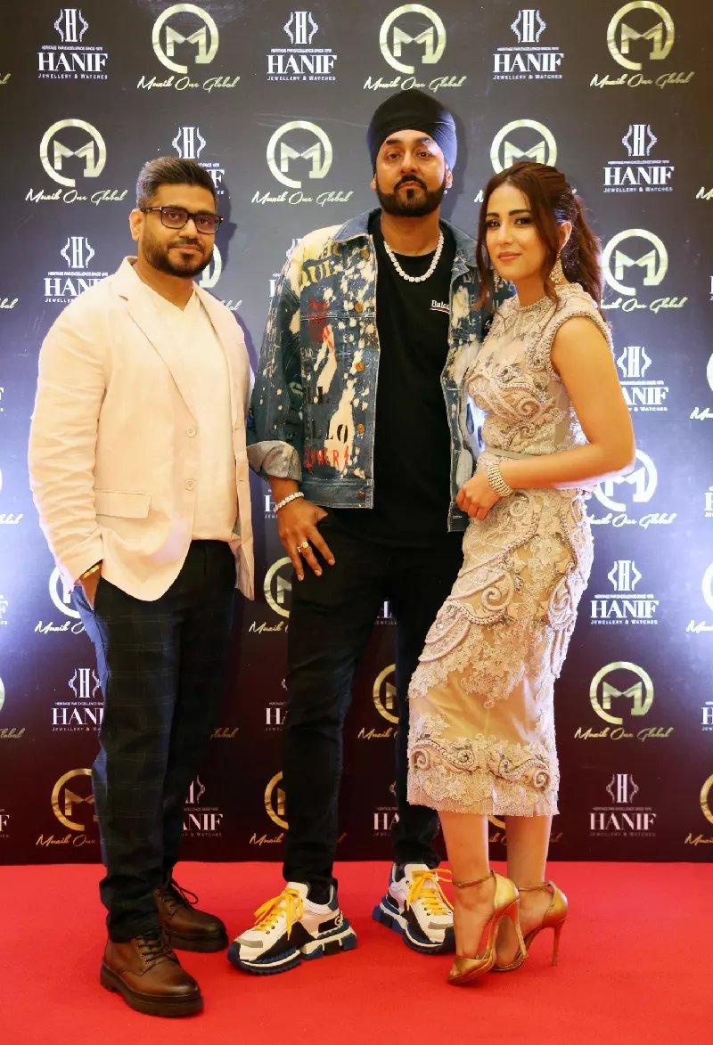 Kangna – Starring ManjMusik and Ushna Shah launched Globally