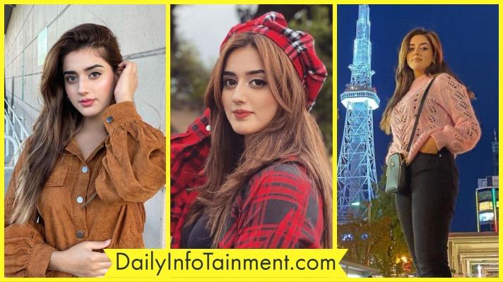 Jannat Mirza Glimpses from Japan