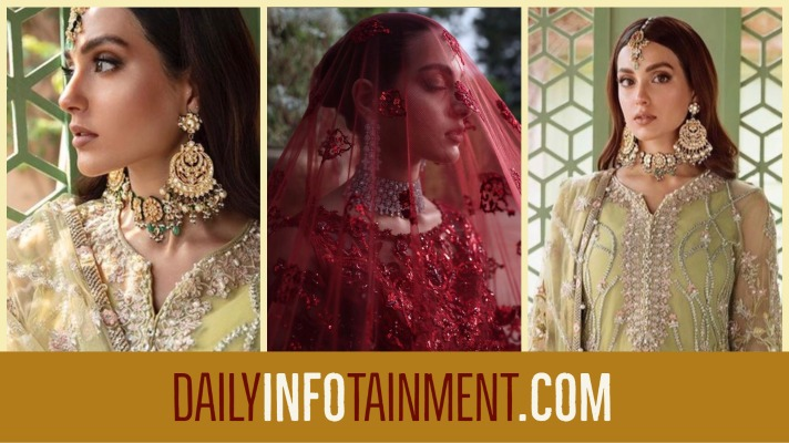 Iqra Aziz Magnificent comeback in Awesome Photo Shoot