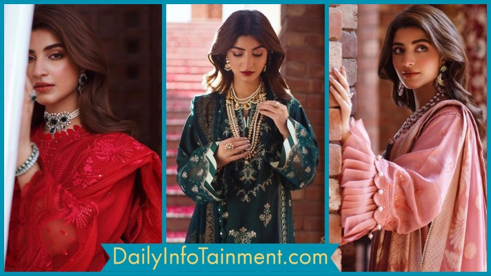 Kinza Hashmi Desi Looks are so Inspiring in Beyond East campaign