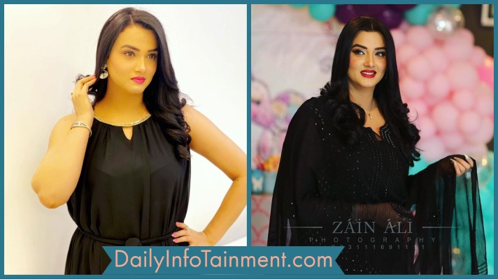 Kiran Tabeir Gorgeous Pictures from Family event