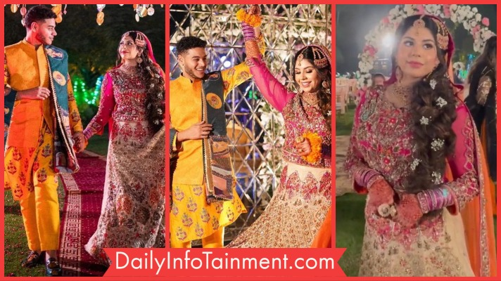 YouTuber Sunny Jafry Mehndi Event – Beautiful Pictures