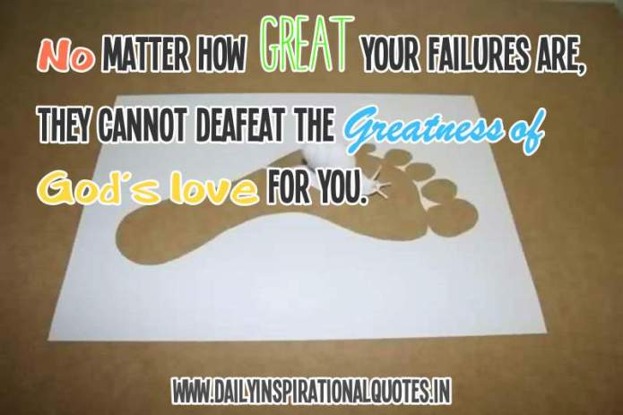 No matter how great your.. ( Inspirational Quotes )