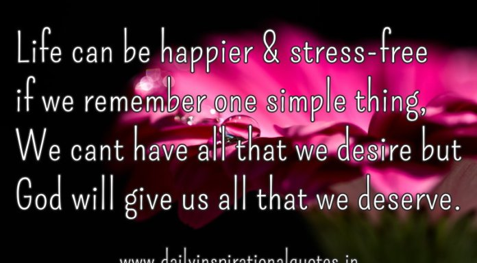 stress-free Archives - Daily Inspirational Quotes