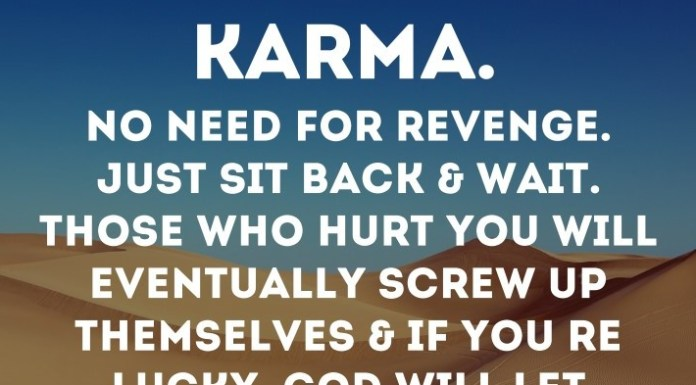 KARMA. No need for revenge. Just sit back & wait. Those who hurt you will eventually screw up themselves & if you're lucky, God will let you watch.