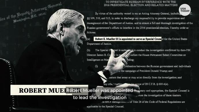 Image result for images of mueller's final report