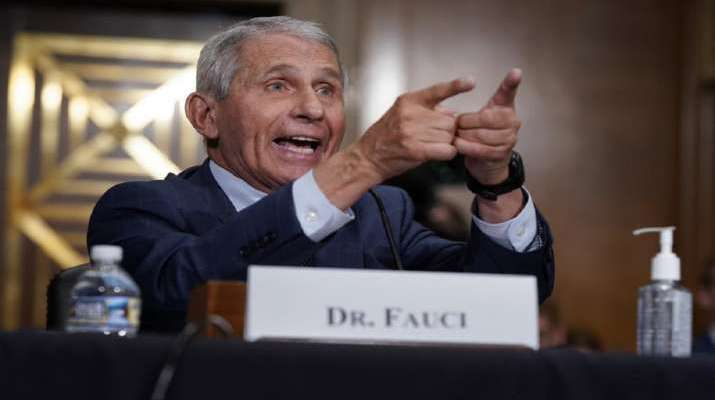 Top infectious disease expert Dr. Anthony Fauci responds to