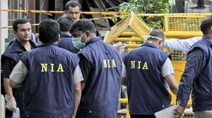 NIA conducts searches in Telangana in Dummugudem explosives