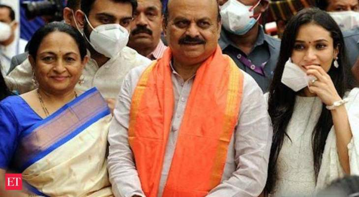 New Karnataka Chief Minister, Bommai, in Delhi; to meet Prime Minister, Union ministers