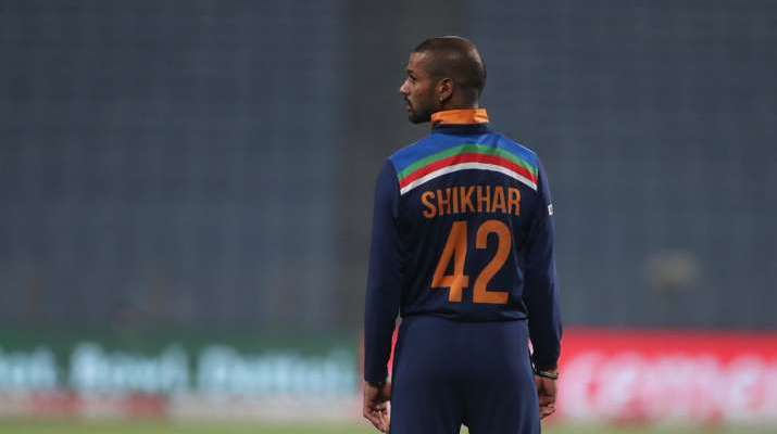 SL vs IND   Difficult situation for us but we decided to stay on and play series: Shikhar Dhawan
