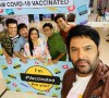 'The Kapil Sharma Show' cast gets covid-19 vaccine. See pic
