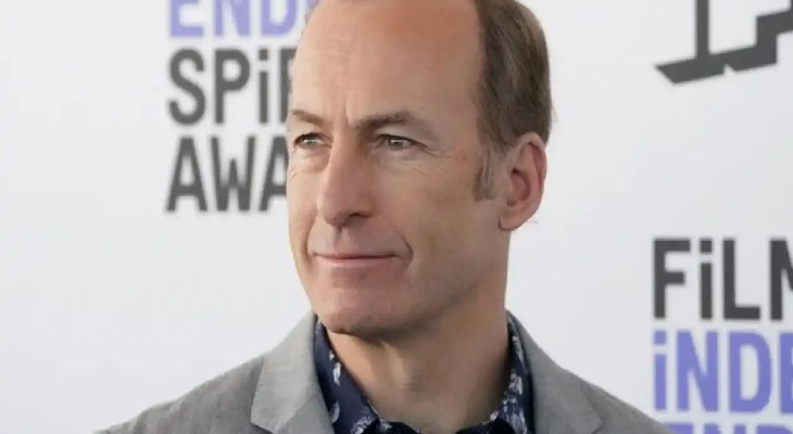 Bob Odenkirk is taking time to recover after 'small heart attack'