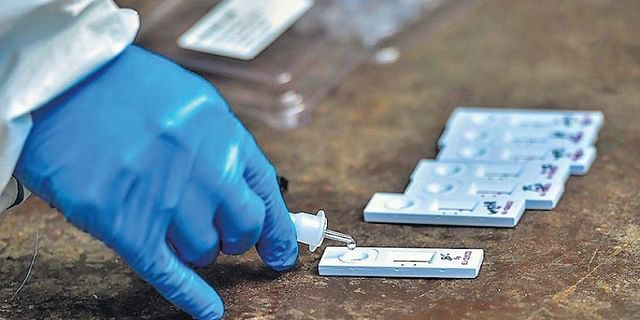 Delhi: Covid testing rates slashed; RT-PCR and RAT tests to