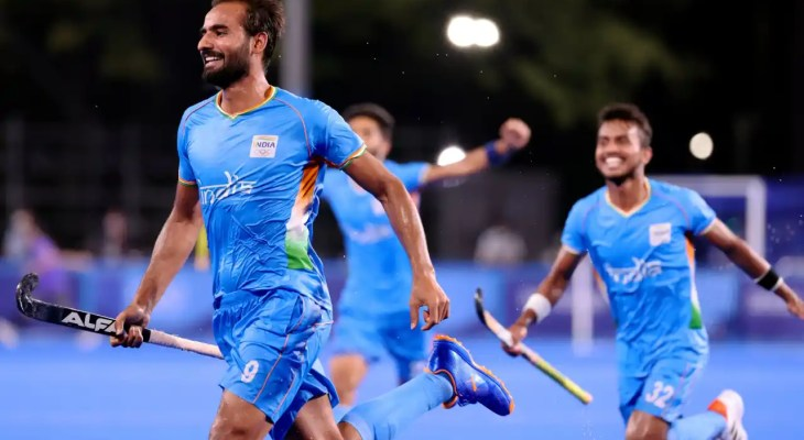 Tokyo Games 2020: India men's hockey team reach Olympics semi-finals after 41 years, beat Great Britain 3-1