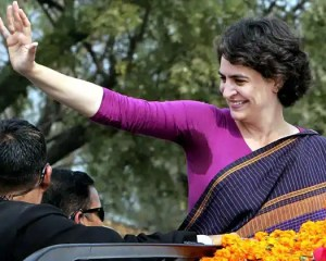 UP: Priyanka Gandhi Vadra to blaze trail for Congress with mega rallies in October