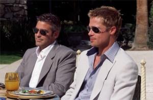 Pitt Clooney Oceans
