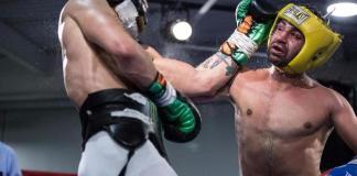 McGregor Sparring Malignaggi