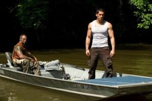 Scott Adkins Universal Soldier Boat