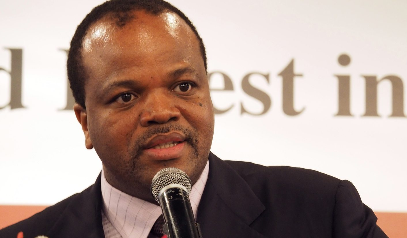 Op Ed Absolute Monarchy Assumes Chairmanship Of Sadc