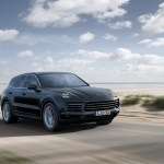 New Porsche Cayenne Suv With Sports Car Dna