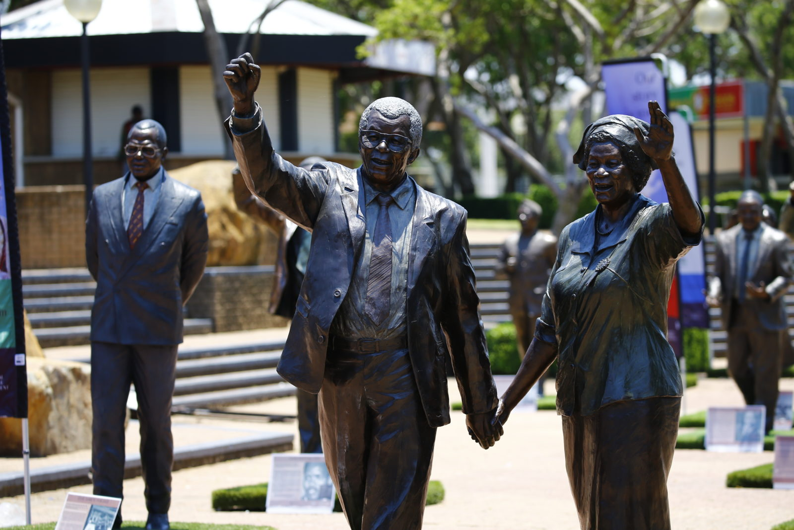 Young South Africans Renew An Interest In History R