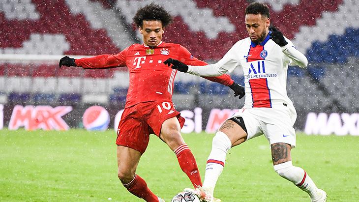 PSG-Bayern Munich : les compos officielles
