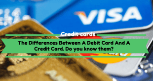 What Are The Differences Between A Debit Card And A Credit Card?